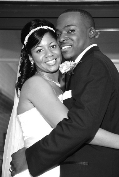 Alfreda & Travis~Wedding September 2009