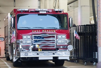 East Meadow Engine 611 Transition [3-31-18]