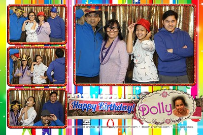 Dolly Birthday