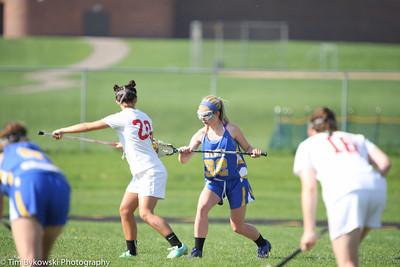 Girls Lacrosse vs Elk River