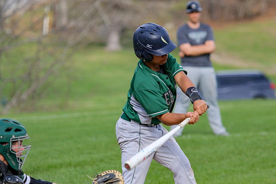 2018-05-02 Hebron Academy vs. New Hampton Baseball
