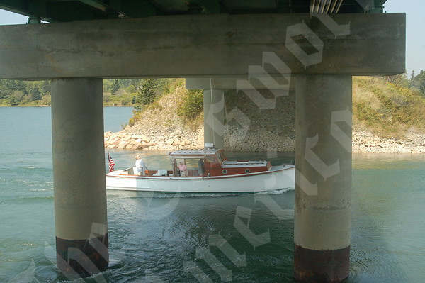 Bass Harbor Yacht Club circumnavigation