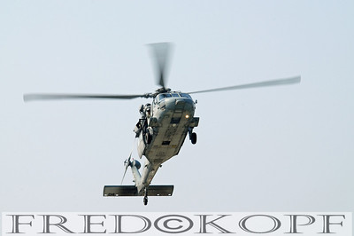 U.S. Navy Explosive Ordnance Disposal Helo Demonstration