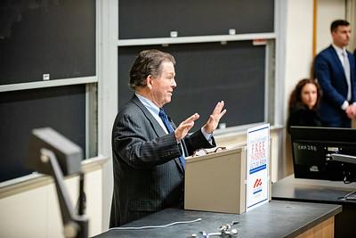 11/18/19 YAF Dr. Art Laffer at Binghamton University
