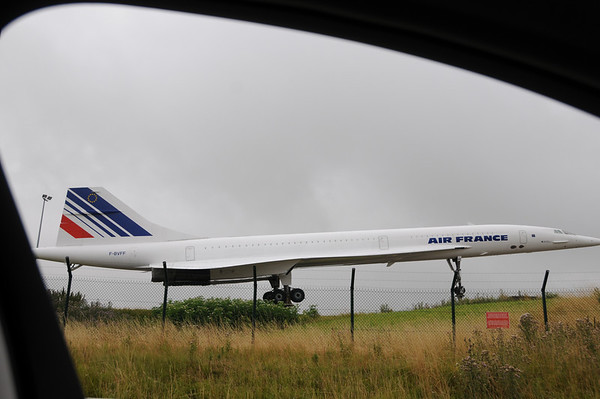 Air France Concorde SST