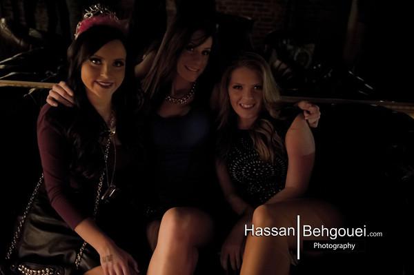 Brooklyn Alexander Night Club Saturdays X Hush Magazine 91 Powell Street Gastown Downtown Vancouver Bc Canada Highlights (2_1_14)