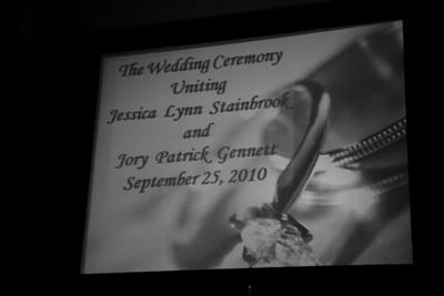 Jessica and Jory - Ceremony