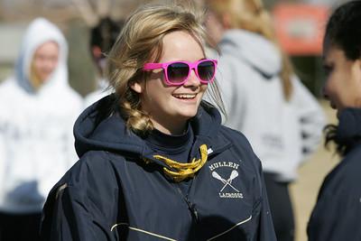 Mullen Girls Lacrosse 2009