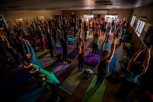 Yoga with Oliva Hsu