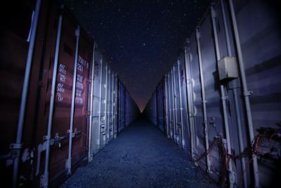 Burning Man | Behind the Flaming Curtain