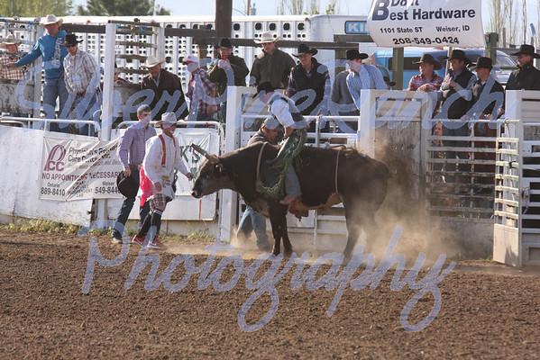 Weiser Bulls and Broncs Apr 25, 09