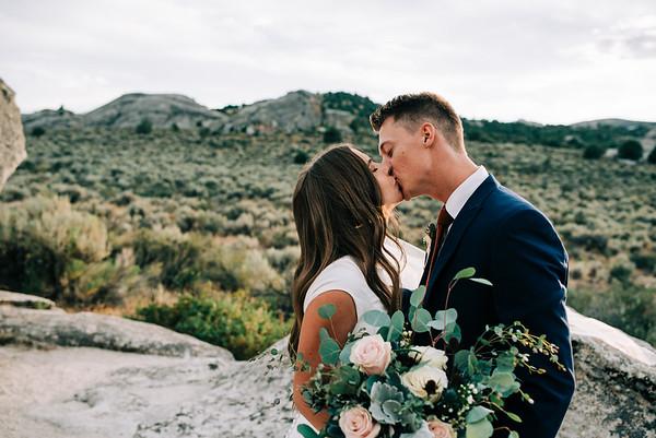 Alex & Allyson bridals 2
