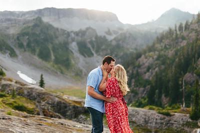 Coire & Alyssa   Engaged '19