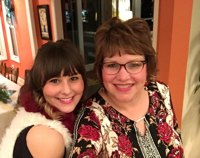 Elizabeth and Fran
