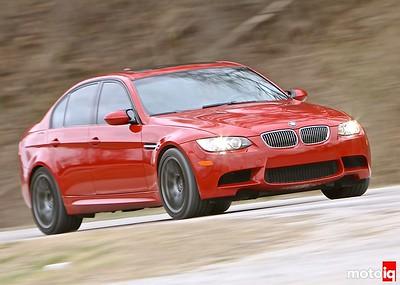 BMW S65 V8 Testing