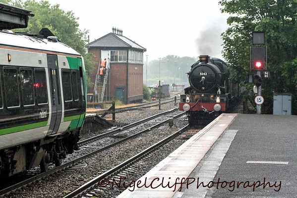 Stourbridge Junction 13.06.2015