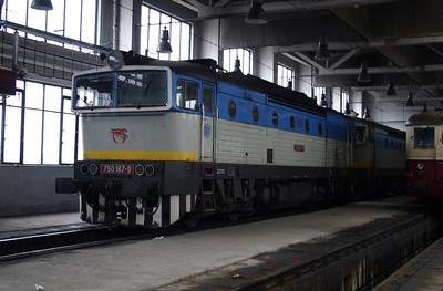 ZSSK Class 750