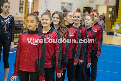 Gymnastics - Heritage at Freedom meet 10.6.2016 (by Scudder)