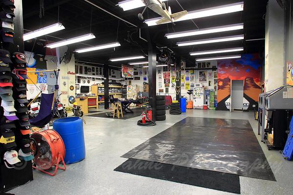 Sisson Street Auto ~ The Garage Mahal