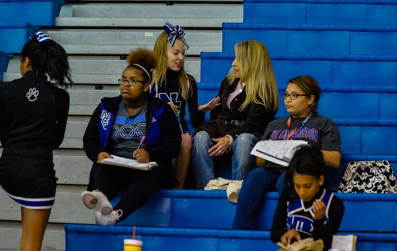 Lady Panthers, Junior Varsity, South Grand Prairie,12-08-15, Basketball-20