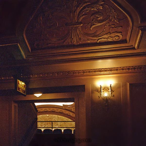 Paramount Theatre Ida Cole Auditorium