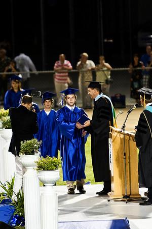Blake's Graduation