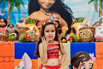 Aniversário | Maria Luisa - 4 anos