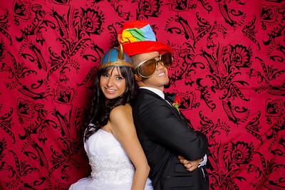 Photo Booth - Sandra & Ramone's Wedding