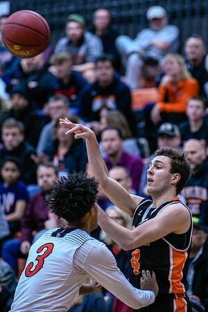 WBL Boys Basketball Section -V-  St. Paul Central