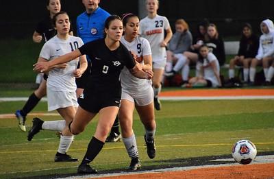 HS Sports - Dearborn vs. Plymouth Girls Soccer Regional Semi