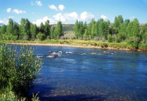 ponds and stream improvement