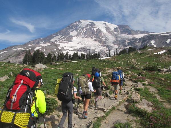 Mt. Rainier July 27-29, 2021 Tristan's Photos