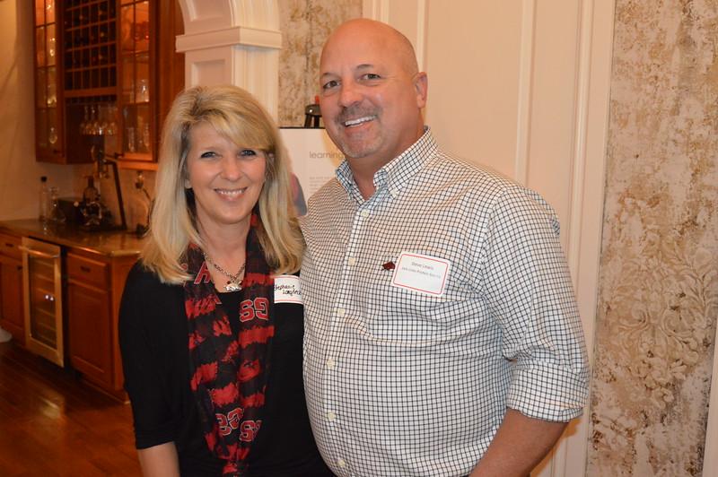 Steve Lewis, Stephanie Longnecker 1.JPG