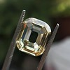 4.94ct Cushion Emerald Cut Diamond, GIA 14