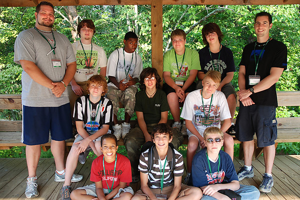 2007 session 2 Cabin Photos