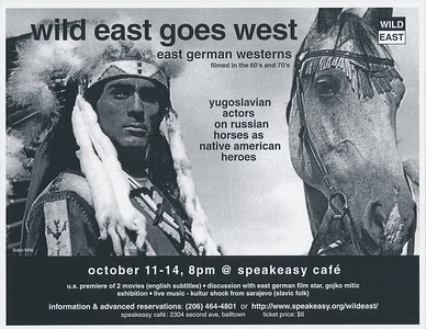 Wild East Goes West