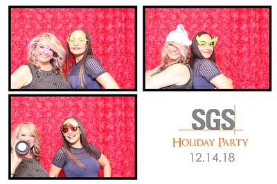 SGS Holiday 2018