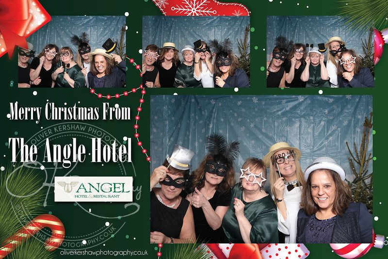 The Angel Hotel Photo booth