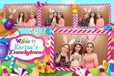 Karine's Candyland birthday
