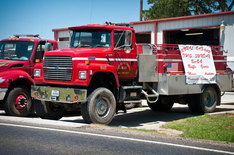 Plantersville-Stoneham Volunteer Fire Department Bazaar