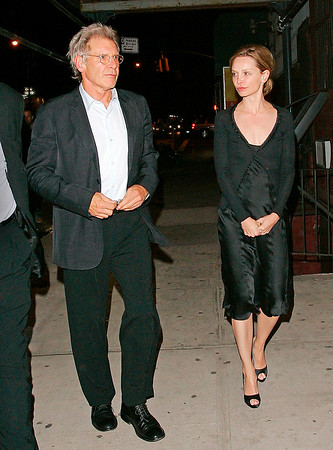 2008-05-21 - Harrison Ford and Calista Flockhart