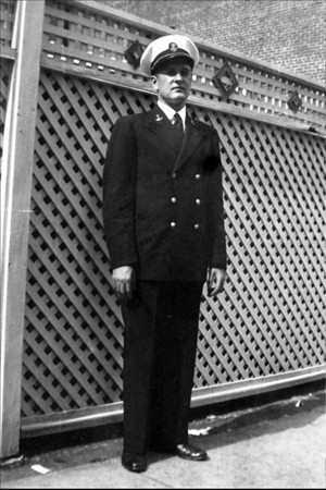 Harold Van Domelen Service