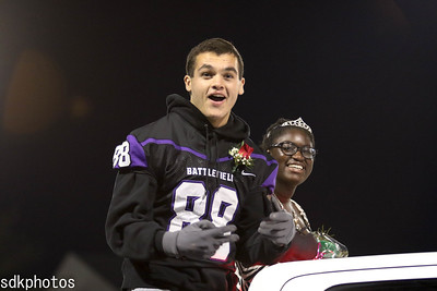 BHS Homecoming Court & Parade