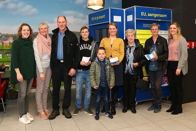 Pop up Europa 2018 - Prijsuitreiking en afsluiten jeugdboekenmaand