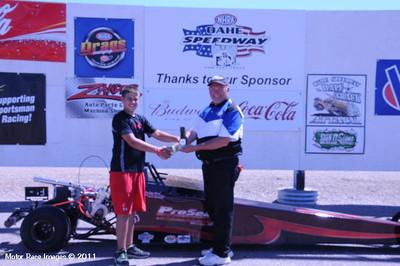 Coca Cola Points Race #6 July 3, 2011