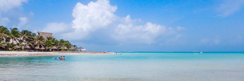 Isla Mujeres and Cancun