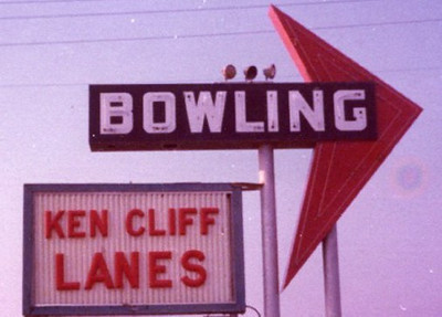 Ken-Cliff Lanes - 'From the Ground Up'