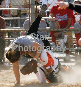 EHS Softball 4-4-09