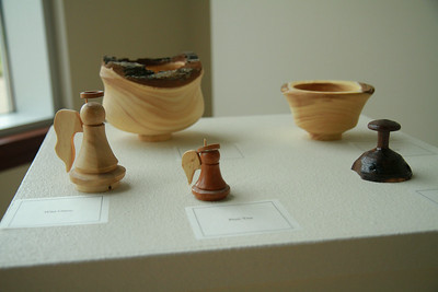 Larry Thomas Woodworking Art Gallery