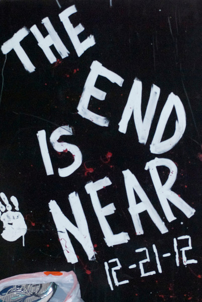 End of the World 5K with Zone 5 Events 12-21-12